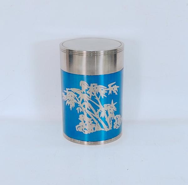钛制茶叶罐